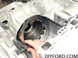 How to Build a Ford C6 Select Shift Transmission: Step by Step 9