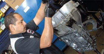 How to Start Rebuilding Ford AOD Transmissions