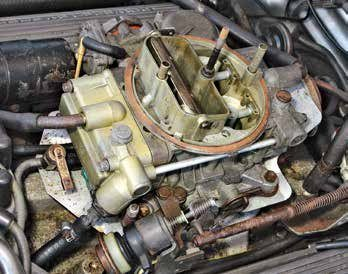 """Beginning in 1983, Ford fitted 5.0L High Output engines with the Hol-ley 4180C 4-barrel carburetor. The 4180-C is a factory-calibrated """"no tinker"""" Holley with virtually no interchangeability with the 4150/4160/1850-series carburetors. However, carburetion experts have learned how to make this carburetor perform via penetration of the antitamper features. So all is not lost with the 4180C. You can build a 4180C that both performs well and passes emissions."""