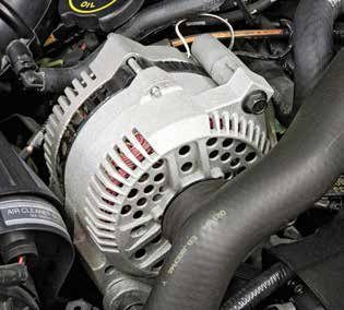 Ford introduced the 3G alternator in 1994 as a high-amp replacement for the aging 2G. The 3G is available from a wide variety of aftermarket sources such as Summit Racing Equipment and Powermaster in 200-amp capacity, which should be able to handle anything making demands of your charging system. You may perform a single-wire conversion on a 1G system with great results. Don't forget to bypass (disconnect) your vintage Ford's ammeter.
