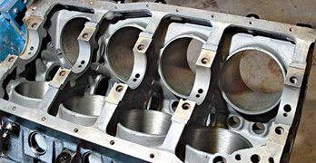 Small Block-Ford Lubrication Parts Interchange
