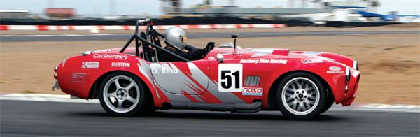 Cobras were born for competition, and Factory Five holds true to that tradition with the Mk4 Challenge. Designed for many types of competition, owners typically campaign the car in road racing, and there's a race series specifically for this replica.