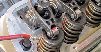 Mustang Camshafts, Cylinder Heads and Valvetrains Upgrades