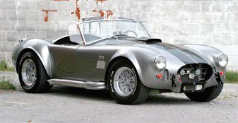 Build Options for Cobra Kit Cars – Complete List