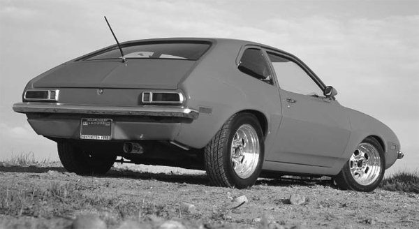 Back in 1972, Jack Stratton of Huntington Ford in Arcadia, California, had a vision of producing a small sports car that could compete with the 914 Porsche, Opel GT, and Datsun 240Z. He modified the Pinto platform to accomplish this goal. Approximately 50 were sold off the showroom floor.
