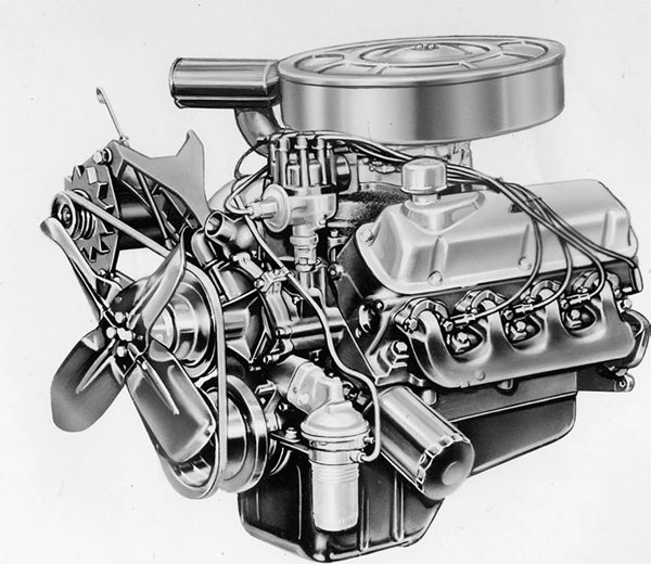 For 1963, Ford enlarged the 260's bore to create the 289ci, a very mainstream smallblock V-8. This engine ultimately propelled racer and car builder, Carroll Shelby, to three SCCA B/Production championships, spanking Chevrolet's Corvettes along the way.