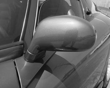 For safety and styling reasons, you can upgrade your Restomod with side mirrors from a newer car. Dodge Vipers and Chevy Corvettes are good donor cars for this type of upgrade.