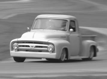 Not only is it unusual to see a '53 Ford truck built as a Restomod, it's also unusual to see one powered by a 4.6-liter Modular engine and a 6-speed transmission. Keep your options open if you want a Restomod that will stand out in a crowd.