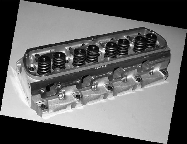 AFR cylinder head technology begins with the AFR 165cc head with 1.94-inch intake and 1.60-inch exhaust valves. Chamber volumes include 58, 61, or 69cc. This is a street legal head for smog-check applications.