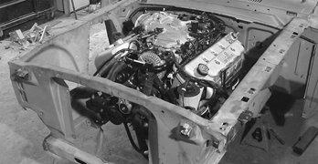 Ford Restomod: Engine Guide