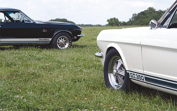 By the third model year, the Shelby buyer had evolved from a hot rodder to a well-heeled professional. Out of necessity, the car mirrored the evolution.