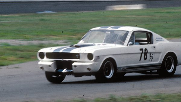 The factory competition models—which accounted for just one quarter of one percent of the total Shelby Mustang build over six model years—were really the entire GT350 program's reason for being, as those 36 cars were what got Ford's Mustang declared a true sports car.