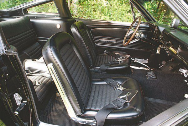shelby mustang history 1966 gt350h the starting grid. Black Bedroom Furniture Sets. Home Design Ideas