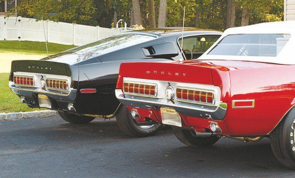 A Shelby convertible was tried (successfully) as an experiment in 1966, but the ragtop went into full-scale production in 1968 and joined the fastback as the second Shelby body style available.
