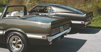 Shelby Mustang History: 1969/1970 GT350 & GT500 The End of the Line