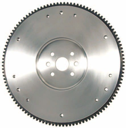 Ram Clutches produces billet flywheels for the 1938–1948 59AB as well as for the 1949–1953 8BA. Other manufacturers include Centerforce, McLeod, and Fidanza. SFI Foundation quality standards apply to flywheels, which means that they must meet certain construction specifications so you should look for the sticker.