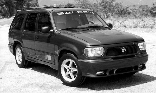 Automotive Products also worked in conjunction with FRT to engineer a BD-11-based street supercharger kit for the 1996-2001 5.0L engine Ford Explorer and Mercury Mountaineer SUVs. A total of three part numbers are available for these models. Shown in these photographs is the author's one-of-a-kind Saleen XP/8 Mercury Mountaineer SUV, which was one of the R&D mules used by the Lancaster, California, blower house for FRT reprototyping, testing, and final certification.