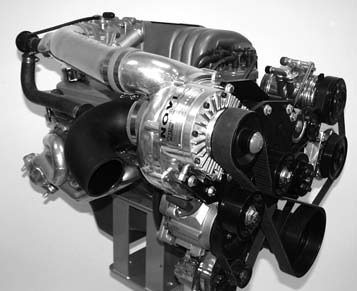 Paxton's 50-state-legal 1989-1993 5.0L Mustang pushrod V-8 kit is available with either the Novi 1000, which pumps out 5 to 6 psi, or the Novi 2000 supercharger, which pumps out 8 to 10 psi.