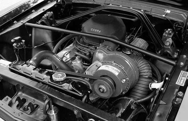 Paradise Paxton's 1965-1967 street blower kit is very similar to the original Paxton-Shelby GT 350 street blower kit listed as a factory option on the 289-powered 1966 Shelby GT 350s and Mustangs. The real difference here is the internal workings. Paradise Paxton retains the original outer appearance by using the blue Paxton SN-60 ball bearing drive outer case, but equips it with more reliable, up-to-date, SN-2000 internal components.