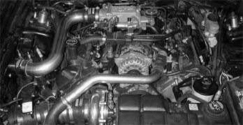 Introduction to Turbocharging in Ford-Small Block Engines