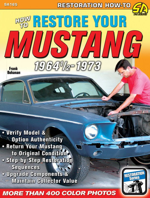 mustang rear suspension guide step by step. Black Bedroom Furniture Sets. Home Design Ideas
