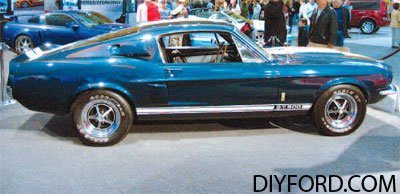 [How to Choose a Mustang Restoration Project - Step by Step]02