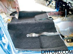 Mustang Interior Guide Carpet Replacement 1964 1 2 1973