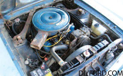 How To Start A Mustang Restoration Project Step By 07