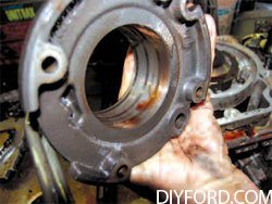 [Mustang Engine Disassembly and Inspection - Step by Step] 8