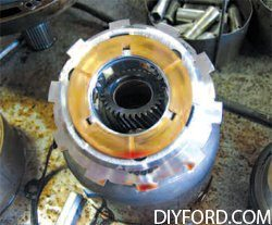 [Mustang Engine Disassembly and Inspection - Step by Step] 11