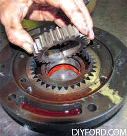 [Mustang Engine Disassembly and Inspection - Step by Step] 15