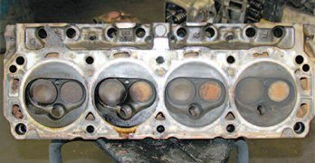 Mustang Cylinder Block Head Prep and Engine Disassembly