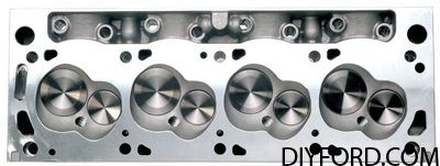 Ford 351 Cleveland Engine Cylinder Head Sources 016