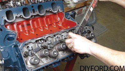 Ford 351 Cleveland Engine Cylinder Head Sources 021