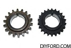 How to Install the Timining Chain and Gears in Your Big-Block Ford Engine 02