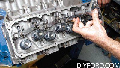 Ford 351 Cleveland Engine Cylinder Head Sources 022
