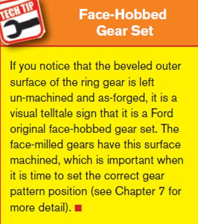 Ford 8.8 Inch Axle Disassembly and Inspection Guide - Step by Step 02
