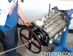 [Small-Block Ford Rebuild Guide: How to Assemble the Short Block]036