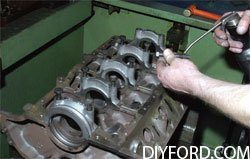 [Rebuilding the Small-Block Ford: Machining the Block Step by Step]08