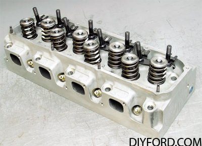 Ford 351 Cleveland Engine Cylinder Head Sources 08