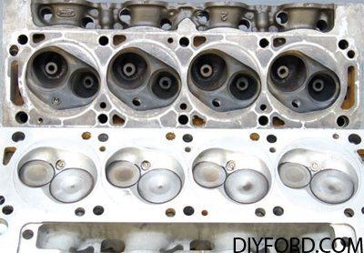 Ford 351 Cleveland Engine Cylinder Head Sources 10