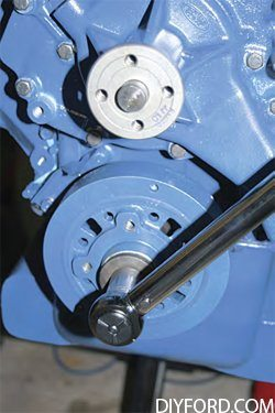 How to Install the Timining Chain and Gears in Your Big-Block Ford Engine 10