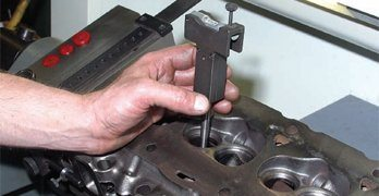 How to Machine Small-Block Ford Heads: Step by Step