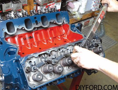 How to Build a Ford 351 Cleveland Stroker