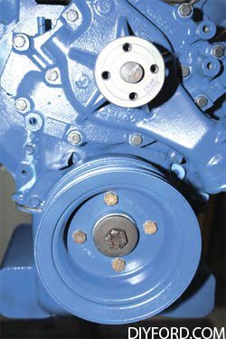 How to Install the Timining Chain and Gears in Your Big-Block Ford Engine 11