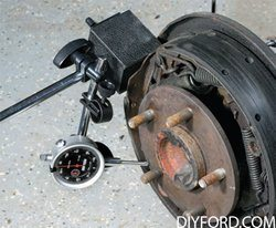 Ford 8.8 Inch Axle Disassembly and Inspection Guide - Step by Step 1