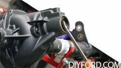 Ford 8.8 Inch Axle Disassembly and Inspection Guide - Step by Step 11