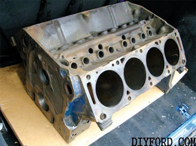 How to Choose a Ford FE Engine Block