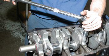 Small-Block Ford Rebuild Guide: How to Assemble the Short Block
