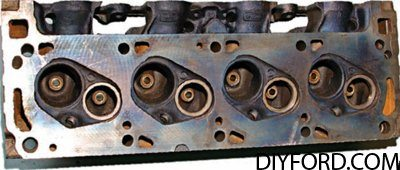 351 Cleveland Cylinder Heads Guide: Factory Iron Heads 12
